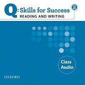 Q: Skills for Success Reading and Writing 2 Class Audio CDs (2)