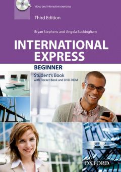International Express Third Edition Beginner Student's Book with Pocket Book and DVD-ROM