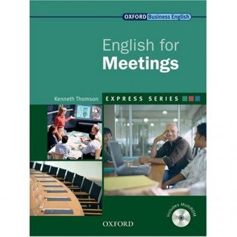 Express Series English for Meetings