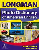 Longman American English Photo Dictionary Monolingual Paper and Audio CD Pack