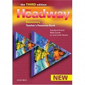 New Headway Elementary Third Edition Teacher's Resource Book