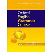 Oxford English Grammar Course Intermediate without Answers CD-ROM Pack