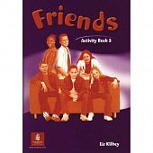 Friends 3 Activity Book