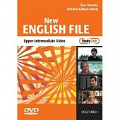 New English File Upper-Intermediate DVD Video