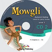 Classic Readers Level 3 Mowgli Audio CD CD2