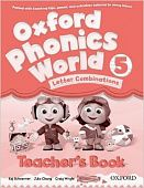 Oxford Phonics World 5 Teacher's Book