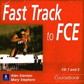 Fast Track to FCE Class Audio CD's (2) (Лицензия)