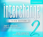 Interchange Third Edition Level 2 Class Audio CDs (3) (Лицензия)