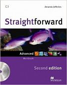 Straightforward (Second Edition) Advanced  Workbook without Key + CD