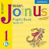 Join Us for English 1 Pupil's Book Audio CD (Лицензия)