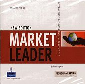 New Market Leader Intermediate Practice File CD (Лицензия)