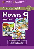 Cambridge Young Learners English Tests Movers 9 Student's Book