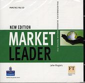 New Market Leader Pre-Intermediate Practice File CD (Лицензия)