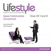 Lifestyle Upper Intermediate Class Audio CDs (Лицензия)