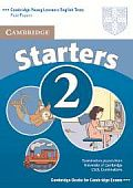 Cambridge Young Learners English Tests (Second Edition) Starters 2 Student's Book