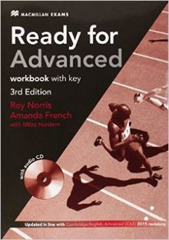 Ready for Advanced Third Edition Workbook with Key