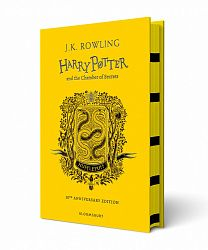 Harry Potter and the Chamber of Secrets (Hufflepuff Edition) - Hardcover
