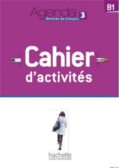 Agenda 3 - Cahier d'activites + CD audio