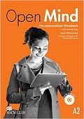 Open Mind Pre-Intermediate Workbook with Key and CD Pack