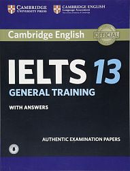 Cambridge IELTS 13 General Training Student's Book with Answers with Audio Downlood