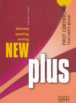 New Plus First Certificate Teacher's Book (Old)