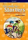 Get Ready for (Second Edition) Starters Student's Book with downloadable audio