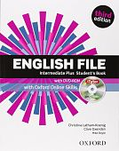 English File Third Edition Intermediate Plus Student's Book with iTutor & Online Skills