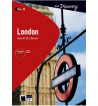 Reading & Training Discovery Step 1: London + Audio CD