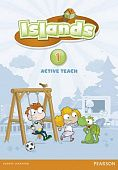Islands Level 1 Active Teach