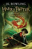 Harry Potter and the Chamber of Secrets (Book 2) - Hardcover