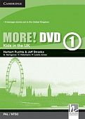 More! Level 1 DVD (PAL/NTSC)