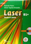Laser Third Edition B1+ Student's Book and CD ROM Pack + MPO