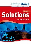 Solutions Second Edition Pre-Intermediate iTools