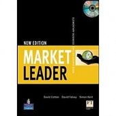 New Market Leader Elementary Coursebook with Multi-ROM