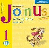 Join Us for English 1 Activity Book Audio CD (Лицензия)