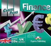 Career Paths: Finance Audio CDs (set of 2)
