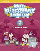 Our Discovery Island Level 2 Teacher's Book Plus Pin Code