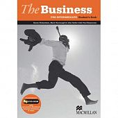 The Business Pre-Intermediate Student's Book (+DVD)