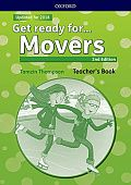 Get Ready for (Second Edition) Movers Teacher's Book and Classroom Presentation Tool