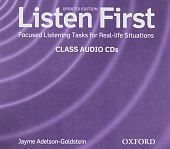 Listen First Class Audio CD (3)