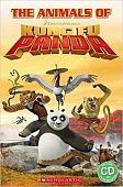 Starter Level: The animals of Dreamworks Kung Fu Panda + Audio CD