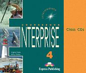 Enterprise 4 Class Audio CDs