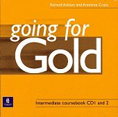 Going for Gold Intermediate Class Audio CDs (2)