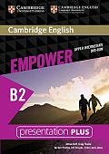Cambridge English Empower Upper-Intermediate Presentation Plus DVD-ROM