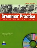 Grammar Practice Third Edition Intermediate Book and CD-ROM (without Key)