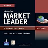 Market Leader 3rd Edition Intermediate Coursebook Audio CDs (2) (Лицензия)