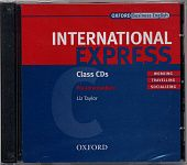 International Express, Interactive Editions Pre-Intermediate Class Audio CDs