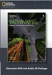 Pathways Second Edition Reading, Writing 1 Classroom DVD/Audio CD Package
