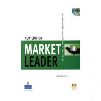 New Market Leader Pre-Intermediate Practice File with Audio CD