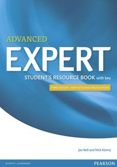 Expert Advanced Third Edition Student's Resource Book with Key